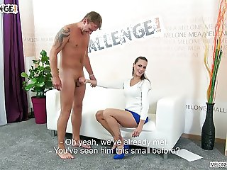 Melonechallenge - Thomas Lee is great fuck for Mea Melone