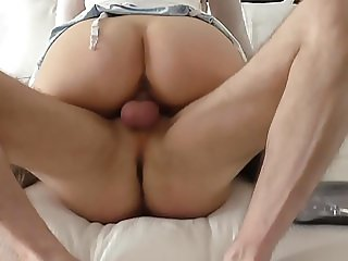 Riding Perverser Fickers horny dick
