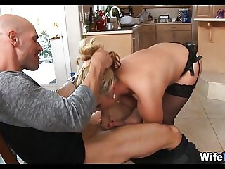 The best Blonde Wife