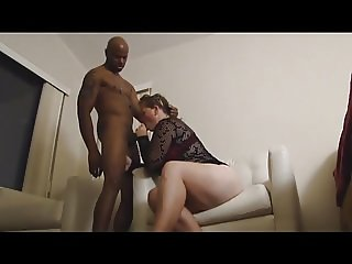 Big tit big ass wife cheats with BIG BLACK COCK PART 1