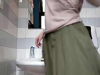 Public Toilet Anal Fisting