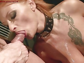 Kinky Milf loves fucked in the ass pissed in her mouth