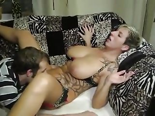 German Mature Big Tit