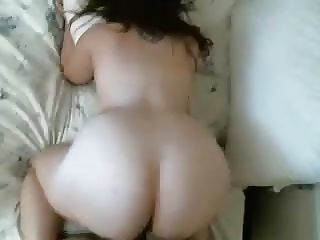 chubby with thick ass bitch suck n fucked doggy
