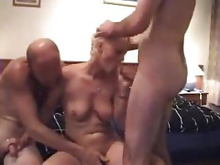 German Milf Roughly DPed