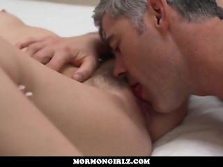 MormonGirlz- Father and Son Tabboo Sex with Young Blonde