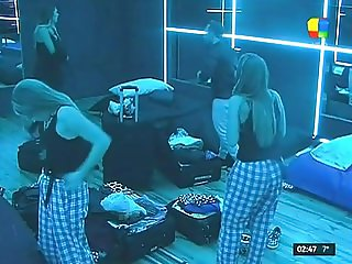 Nudity in Big brother argentina