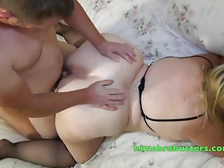 Chris gets to screw a big assed mature