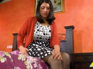 LatinChili Chubby Grandma Sex Toy MasturbationLatinChili Chubby Grandma Sex