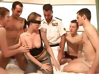 Bisexual Group have lot off Fun