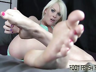 Our feet give us power over men