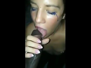 Suckin Black Dick for Cum