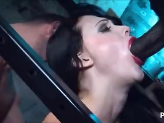 Aletta Ocean Is a Mistress that DPs he slaves