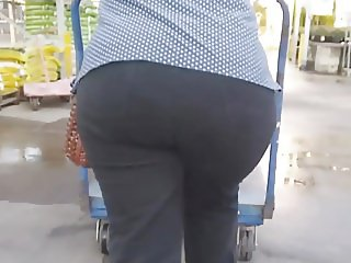 Thick Milf Granny Donk (Part 1)