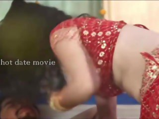 Hot First Night Scene of Newly married Indian Couple At hotel
