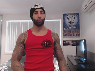 Stud Jerks Off and Cums Hard On Cam