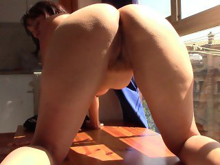 Pee in Doggy Style