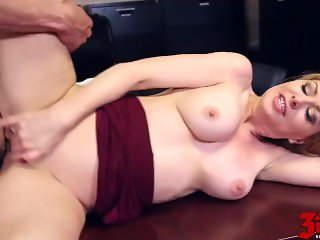 Sasha Sean Gets Rock Hard Dick