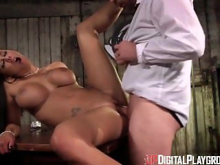 Digital Playground- Peta Jensen, Sex slave