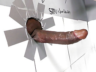 Anal Slut Lauren Phillips and Sara St. Clair - Gloryhole