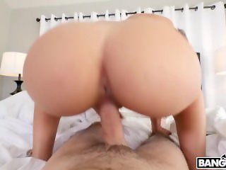 BANGBROS - Abella Danger Gets Her Big Ass Slammed By Her Step Brother