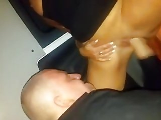 Cuckold wife getting fisted