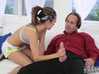 Teen groped The Stretch And Swap