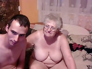 Old woman, young man, part 1