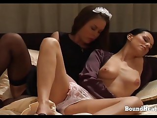 On Consignment 3: Maid Really Knows How To Pleasure Mistress