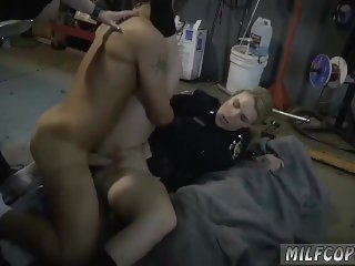 White onion booty xxx Chop Shop Owner Gets