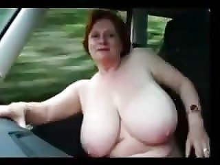 Wife Riding In The Passenger Seat