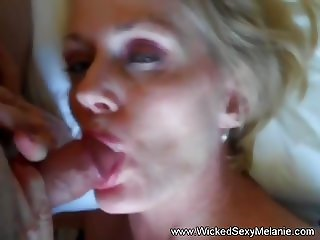 Granny Loves The Cum From Cocks