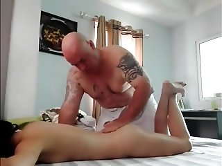 Oil Massage Hot Asian Chick