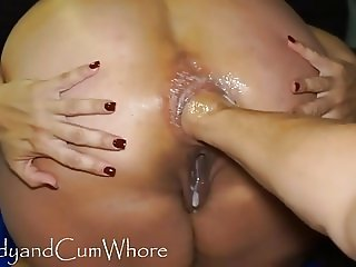 Mature Wife Get Anal Fisting