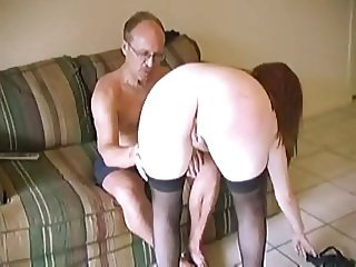 Spanked and fingered II