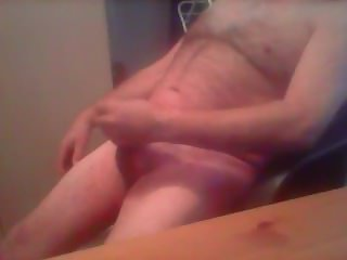 jerking my cock for friends