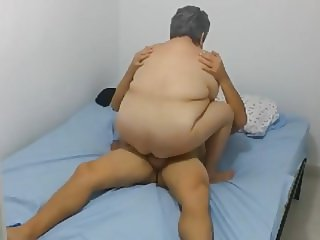 HIDDEN CAM OLD GRANNY 63 YEARS OLD VERY GOOD FUCKING YEAHHH