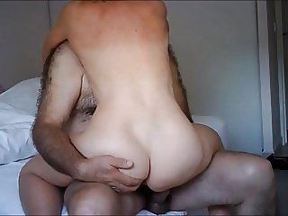 Mature Other Nurse's clit orgasm for hidden cam