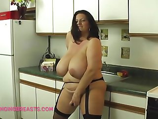 Maria Moore big tits in all their glory
