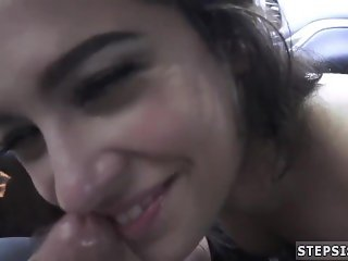 playfellow's step sister filled and teen