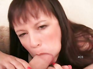 Mature Genie 4 Cocksucking blowjob