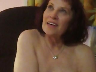 Aunt Sue nude chat about her