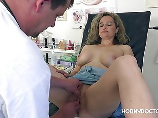 HORNY DOCTOR TAKES CARE OF AMELI