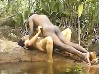 Hot indian couple outdoor