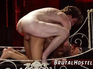 Bizarre bdsm and black cock domination Poor