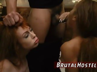 Slave getting what she deserves Stupid