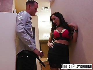XXX Porn video - The Pickup Line 2 Amia Miley and Justin Hun