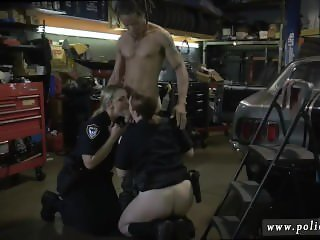 Milf gets the fuck of her life Chop Shop