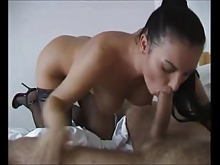 Hot young Laura gets tight holes pounded hard