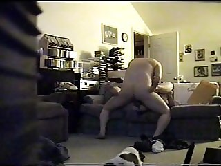 Moaning MILF Wife Cheating On Hidden Cam